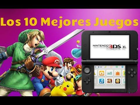 Top - Los 10 Mejores Juegos de Nintendo 3DS - Loquendo
