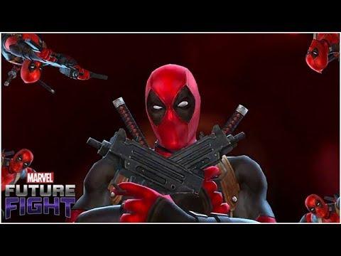 T3 DEADPOOL... THE STRUGGLE IS REAL (WBU 39!?!) - Marvel Future Fight