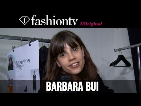 Barbara Bui Fall/Winter 2014-15 Backstage | Paris Fashion Week PFW | FashionTV