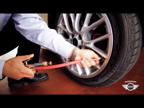 MINI Sessions - How to Reset Tire Pressure Monitor On A MINI Cooper