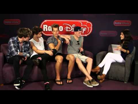 Total Access Live with Austin Mahone, The Vamps, and Shawn Mendes