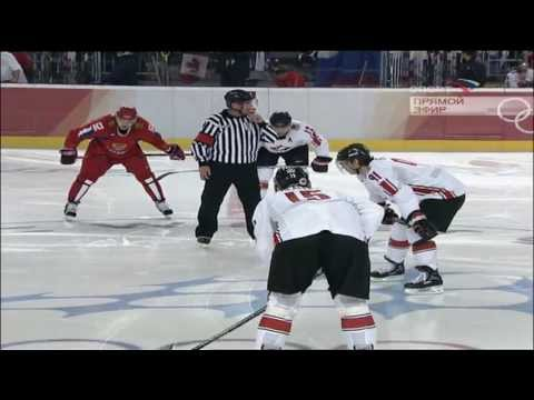 ОИ-2006 Хоккей Россия - Канада 4