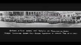 60 ans de solidarité. L'histoire de la FTQ en cinq actes.