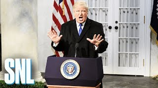 Trump Press Conference Cold Open - SNL