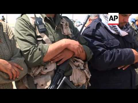Friday Prayers held in Benghazi, rebels pray on frontline