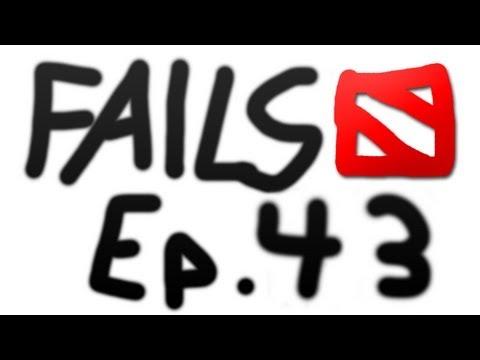Dota 2 Fails of the Week - Ep. 43
