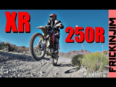 In-Depth XR250R Review
