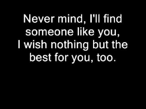 Someone Like You - Adele ( Original Single   Lyrics ) video