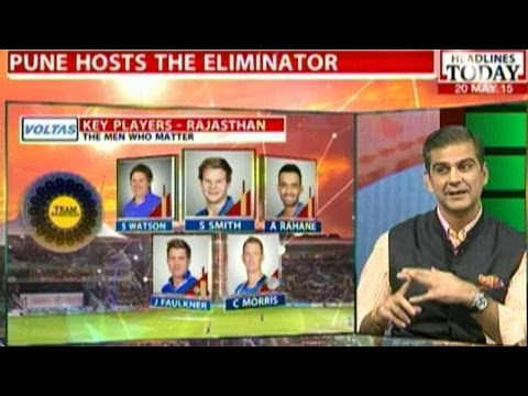 Lights, Camera, Cricket: Bangalore Win Toss, To Bat First