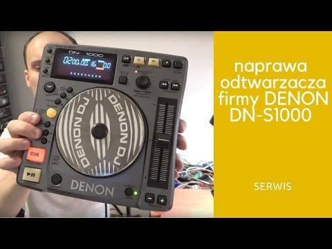 ZIZ - Jak Naprawić Odtwarzacz Firmy DENON DN-S1000