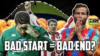 5 Teams Who Had Terrible Premier League Starts & What Happened To Them