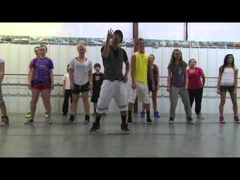 The Wobble instructional video