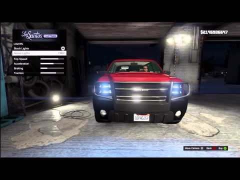 GTA 5: Buying Los Santos Customs $349.000 FOR FREE EVERYTHING. MODS. KITS. PERFORMACE