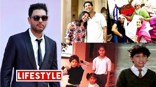 Yuvraj Singh Net Worth, Salary, House, Car, Bikes, Girlfriends, Family & Luxurious Lifestyle