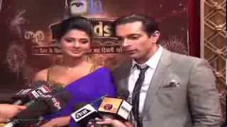 Download Karan and Jenny at ITA Awards 3Gp Mp4
