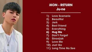 iKON - Return - Ju-ne Cut