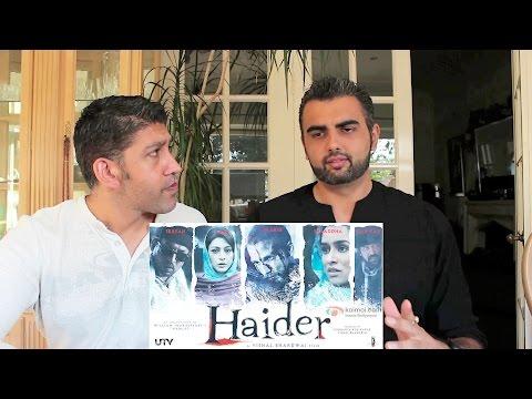 Haider Trailer Reaction-Review! | (Shahid Kapoor, Tabu, Shraddha Kapoor)