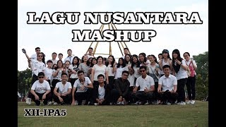 Download Lagu LAGU NUSANTARA MASHUP! XII-IPA5 (Ambrose) LAST PERFORMANCES Gratis STAFABAND
