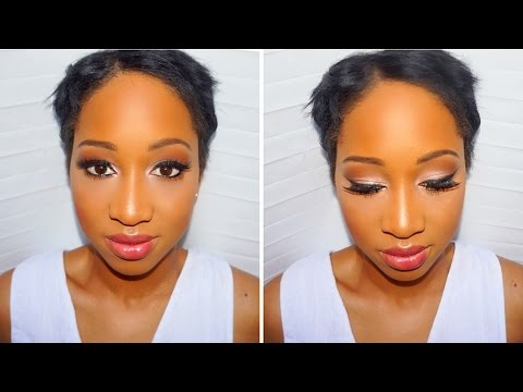 Makeup Tutorial For Light Skin I Flawless Everyday Makeup Routine 2016
