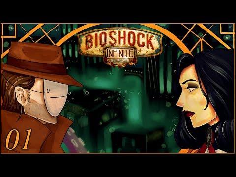 Cry Plays: Bioshock Infinite: Burial at Sea [Ep1] [P1]