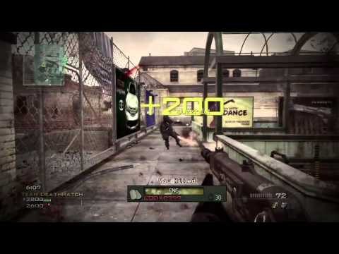 MW3 Multiplayer Trailer Breakdown (Tango Down Trailer)