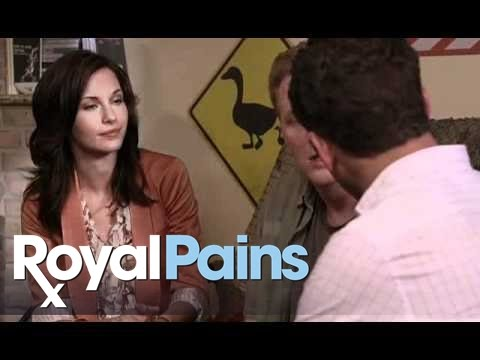 Scene #3 from Royal Pains - Big Whoop 8/19