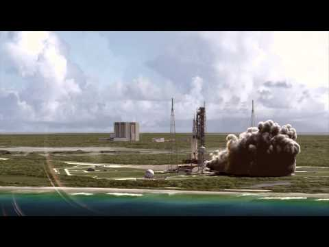 NASA's Space Launch System: Launch Animation (September 2014)