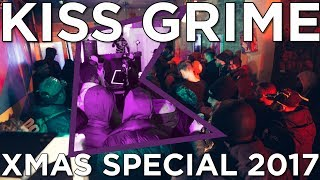 The KISS Grime All Star Xmas Special 2017 with Rude Kid