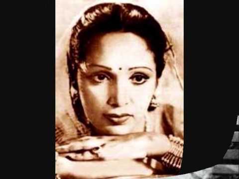 Devika Rani sings 'Main to tumse ...'