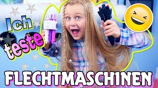 CHALLENGE 😵 Twist Secret VS Easy Braider VS Mama | Mavie Noelle
