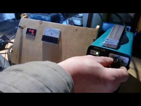 новый ТЕСТ сварочного  инвертора Wert 220 Welding, Inverter, WERT, MMA, 220 test