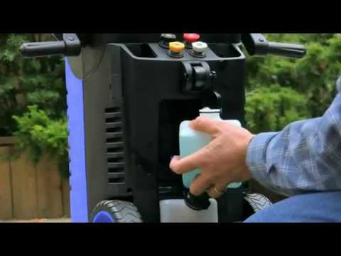 Pressure Washer Reviews - AR Blue Clean Pressure Washer