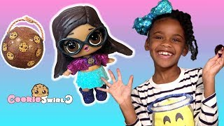 COOKIE SWIRL C Custom LOL Surprise Doll!