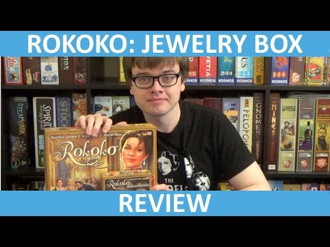 Some thoughts on the first expansion for Rokoko - Jewelry Box! In case you didn't know, I've also got a playthrough of the game here: https://www.youtube.com/watch?v=628ccsT1HHY Twitter:...