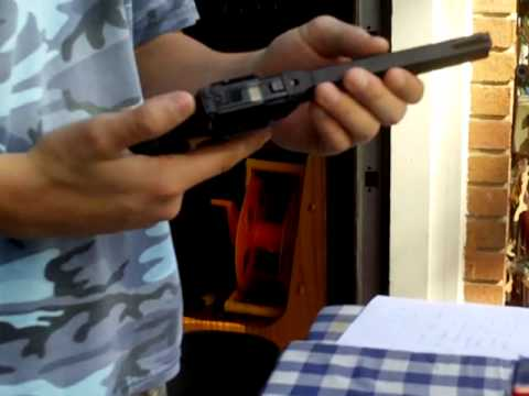 Crosman 357 Air Pistol Review