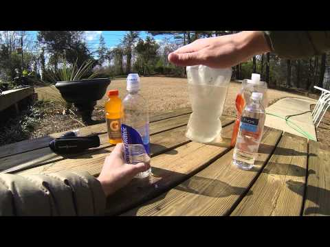 Backpacking Tips: Water Storage