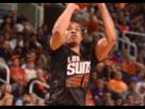 Oklahoma City Thunder vs Phoenix Suns | Full Highlights | March 06, 2014 | NBA 2013-2014 Season