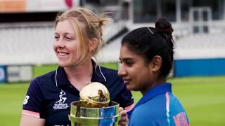 WWC17 Final Preview: England v India