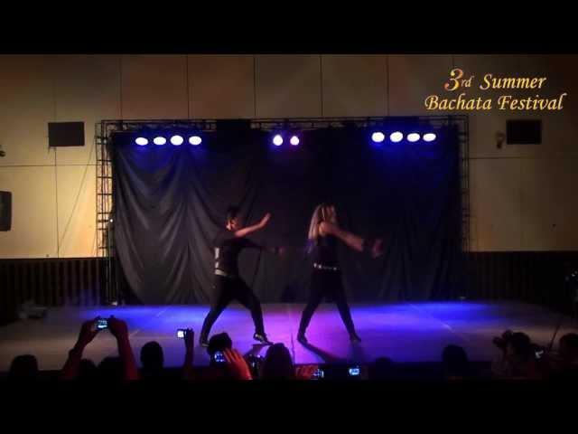 3d Summer Bachata Festival 2011: Kaytee & Simona
