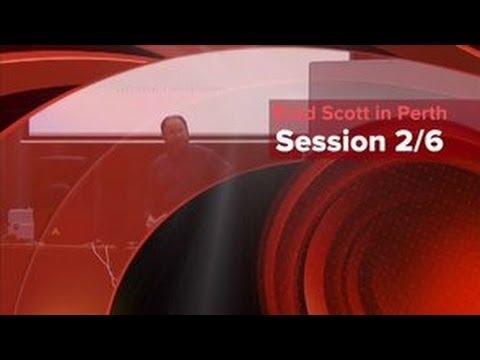 Wildbranch Ministry Restoration Down Under Tour - Perth Session 2 of 7 - Brad Scott