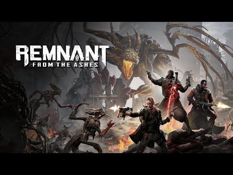Remnant: From the Ashes Орды монстров и эпические боссы