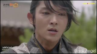 Moon lovers ep16 Wang eun & seon duk died [arabsub]