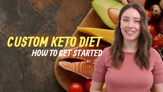 Custom Keto Diet Meal Plan | How to Start Ketogenic Diet