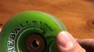 Sector 9 longboard wheel review