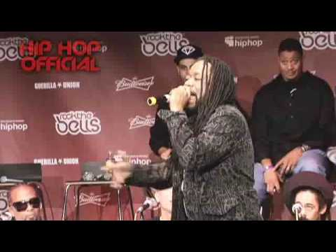 Supernatural Rock The Bells 2009 Freestyle Video The Hip Hop Chronicle UK