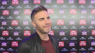 Gary Barlow admits he's nervous about the Saturday night ratings battle