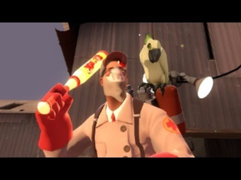 Ranndymizer: TF2 [Live Commentary] Arena & Doomsday
