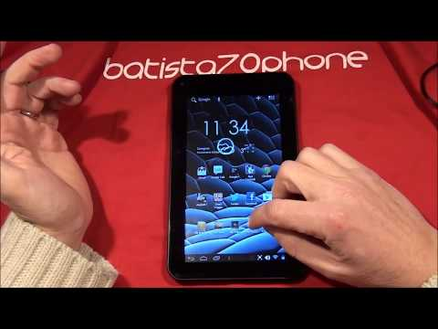 Video Recensione Ekoore Pike 7 Cortex A9 da batista70phone
