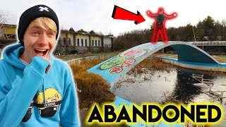 EXPLORING ABANDONED HOTEL LODGE in NYC!