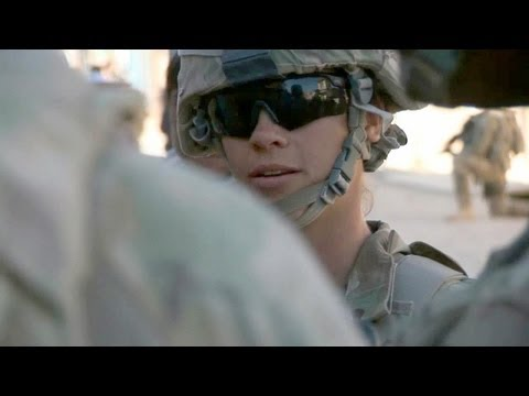 U.S. Military Police Company patrols around Afghan market | AiirSource